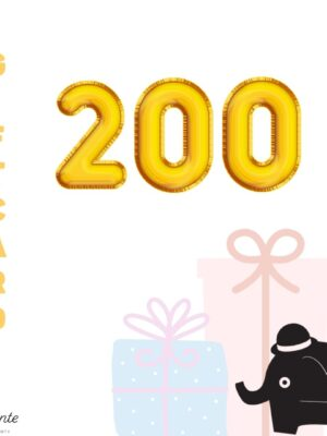 vale presente lefante 200