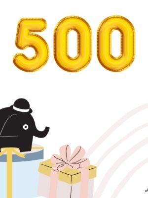 gift card 500 lefante